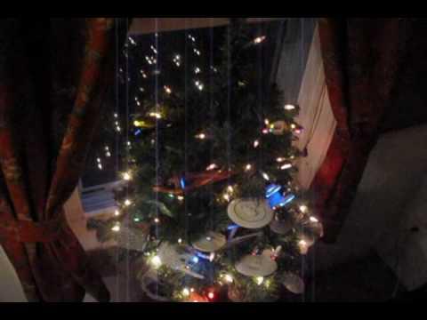 CHRIStmas Star Trek Tree Lighting Ritual '10