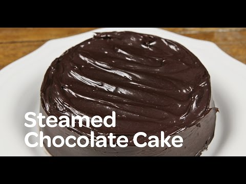 Steamed Chocolate Cake Recipe | Yummy Ph