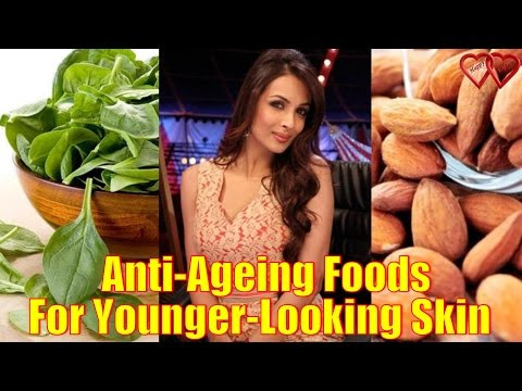 Top 8 Anti Ageing Foods That Will Give You A Younger Looking Skin