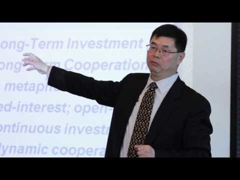 How Chinese companies invest in Western companies? - Trust in business relationships 12/13