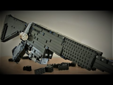 Lego Sniper rifle [Working]