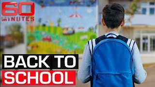 Back to School: Keeping classrooms safe in the age of COVID-19 | 60 Minutes Australia