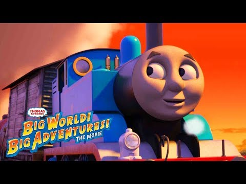 Where in the world is Thomas? | TrainZ remake