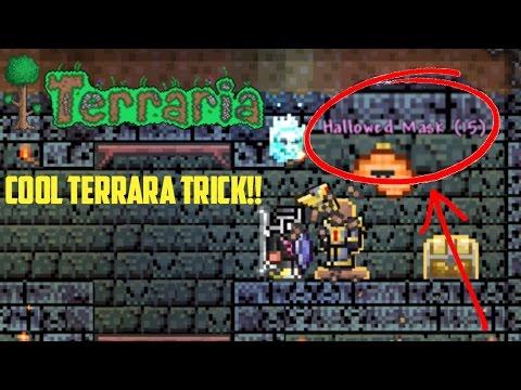 Cool Terraria ios Glitch!! | Terraria ios 1.2.4