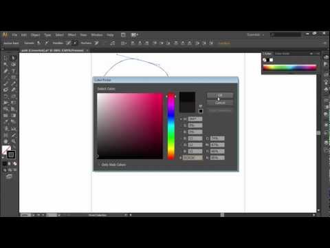 How to Export Paths from Photoshop CS6 to Illustrator