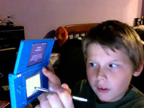 how to set up internet on a dsi
