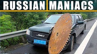 Meanwhile in Russia Compilation - Funniest Fails 2019 (Things go horribly wrong!)