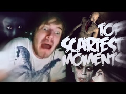 [FUNNY] TOP SCARIEST MOMENTS OF GAMING! 100'000 Subs Special! (Episode 6)
