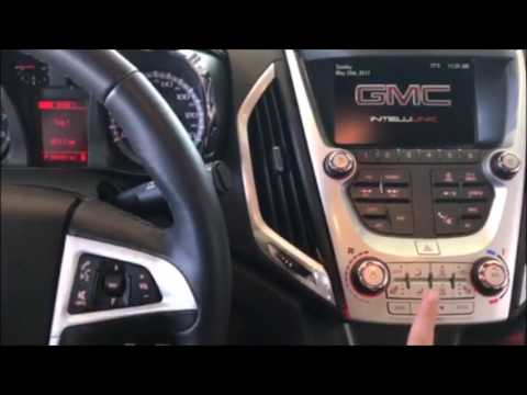 How To Display Mileage on GMC Terrain
