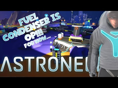 ASTRONEER - Trade Platform - UNLIMITED Hydrazine and Lithium Discovery   Gameplay part Let's Play