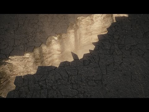 Earthquake simulation - Blender test