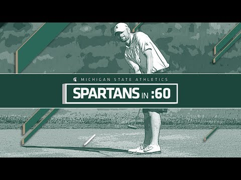 Spartans in :60 - Charlie Green