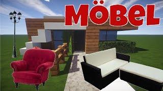 Minecraft modernes Haus akazie/weiß/grau bauen - Tutorial ...