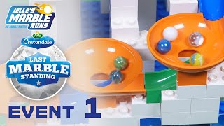 Last Marble Standing E1 Funnel Spin - Marble Race by Jelle's Marble Runs