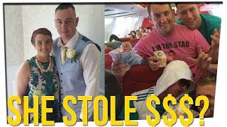Woman Steals $17k From Her Fiance & His Friends  ft. Steve Greene & DavidSoComedy