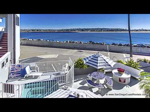 One Bedroom Condo - South Mission Beach - San Diego, California!!!!