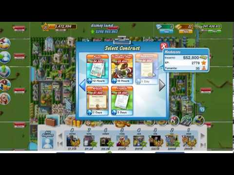Millionaire City 1 day income of 11 houses
