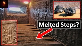 Was Ancient Egypt Nuked? Melted Steps Found In Temple!