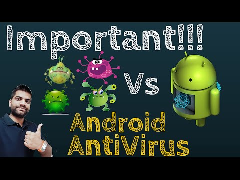 IMPORTANT Antivirus for Android | Best and Free Antivirus
