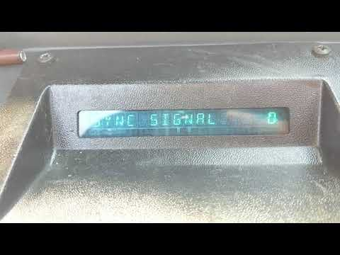 AMC Jeep Renault MS 1700 Factory Scan Tool