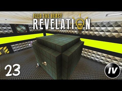 FTB Revelation - Ep 23 - NuclearCraft Fission Reactor