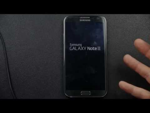 How To: Root AT&T Galaxy Note 2 i317 CF Auto Root