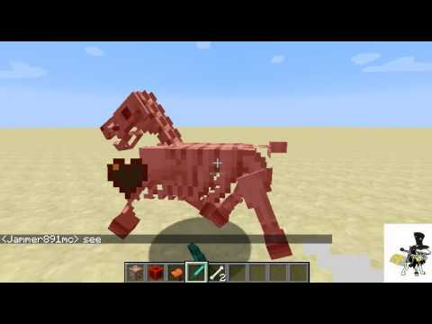 How to ride and control a skeleton horse! | Minecraft