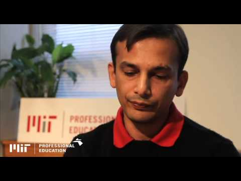 Student Perspective from India -- MIT Advanced Study Program Fellows