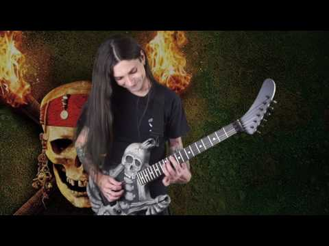 Pirates of the Caribbean -  He's A Pirate Meets Metal (2017)