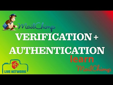How to Verification and Authentication Domain In Mailchimp | Mailchimp | spf record, dkim, CNAME