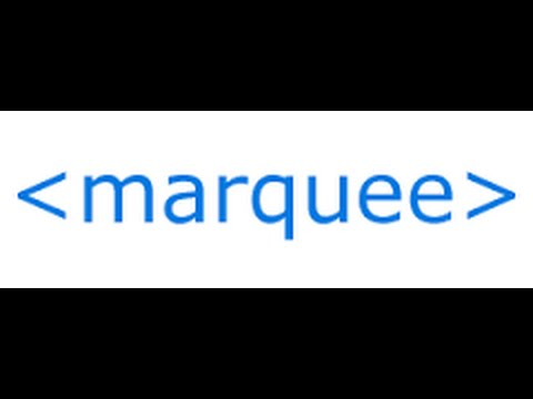 Html  Marquee attributes directions, behavior bg-color, Scroll amount... in urdu /hindi
