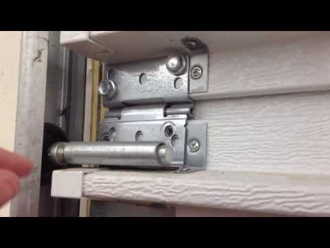 DIY: A better garage door seal for free - keep the wind out!