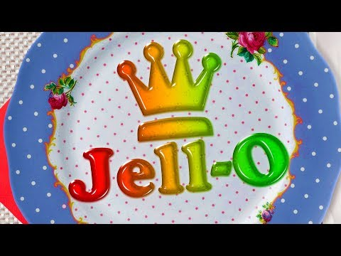 Photoshop: How to Make Text & Graphics into Jell-O!