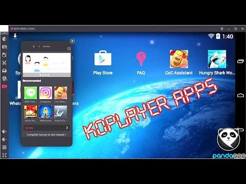 How To Run Mobile Apps On Any PC, Computer, Laptop