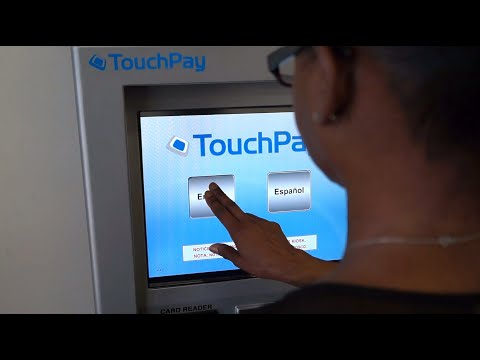 How to Pay Your Water Bill Using Touchpay