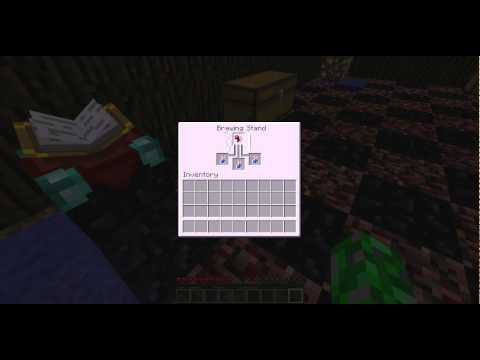 MineCraft 1.0.0 - How to make a Poison Potion