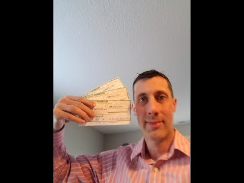 *How To Make Cash Offline* {Working At Home} Mailing Postcards