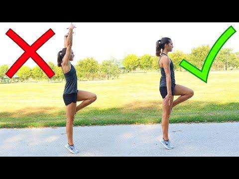 10 Things Gymnasts are doing WRONG!   Gymnastics Life Hacks!