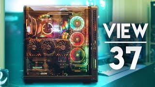 Thermaltake VIEW 37 - WE WANT THIS CASE!