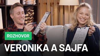 Veronika a Sajfa: Choďte voliť, nenechajte sa obalamutiť a naučte sa kriticky myslieť (Rozhovor)