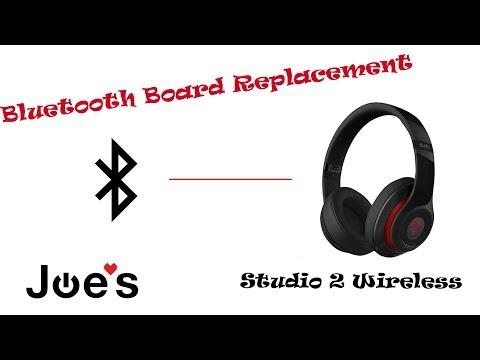 Beats By Dre Beats Studio 2 Wireless Bluetooth Board Replacement