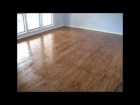 Using Plywood For Flooring