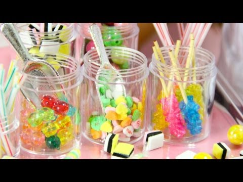 How to Make Doll Sweets and Treats 2