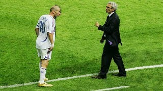 4 Times Zidane Saved France Alone