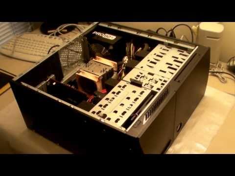 Custom Built Silent Computer