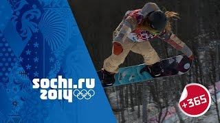 Anderson Wins Snowboard Slopestyle Gold - Ladies Full Event   #Sochi365