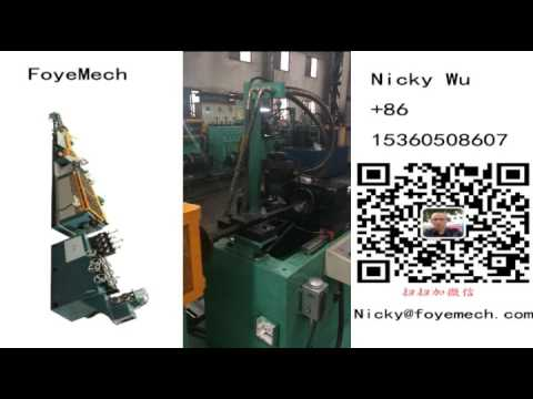 Combined Drawing Machine Full Automatic