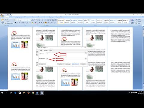 How to Find and Replace Images in MS Word (Word 2003-2016)