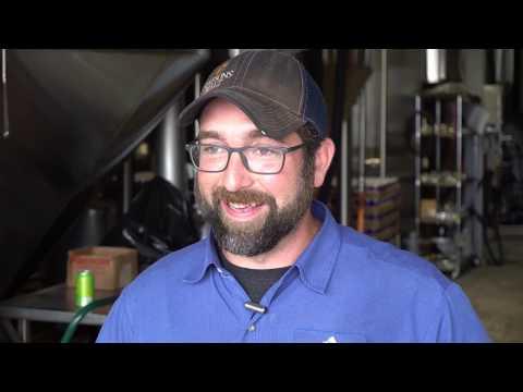 James Bradley at Catawba Brewing Co.