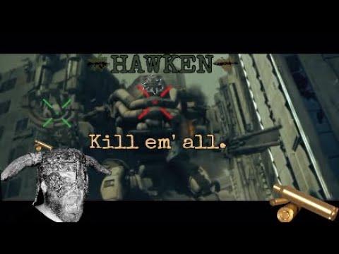 HAWKEN (PS4)